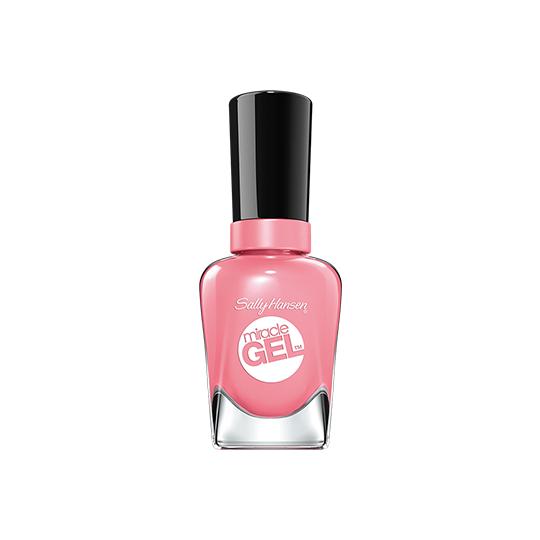 różowy lakier miracle gel
